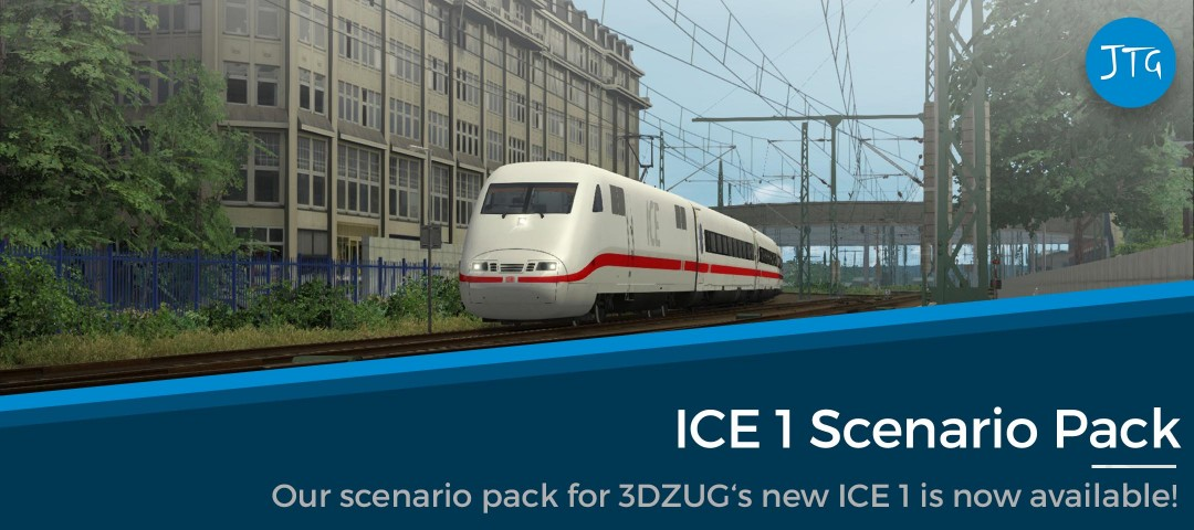 ICE 1 Scenario Pack Vol. 1