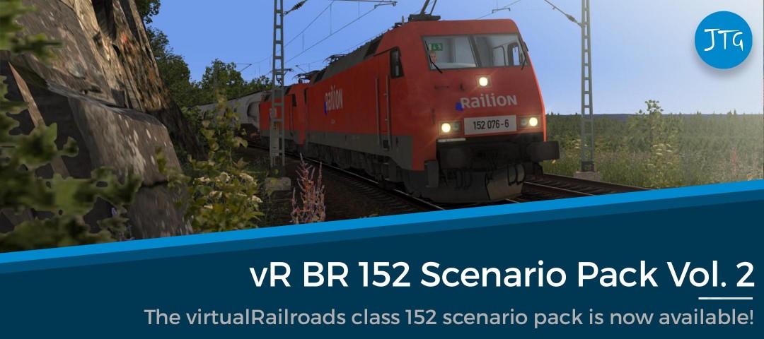 BR 152 Scenario Pack Vol. 2