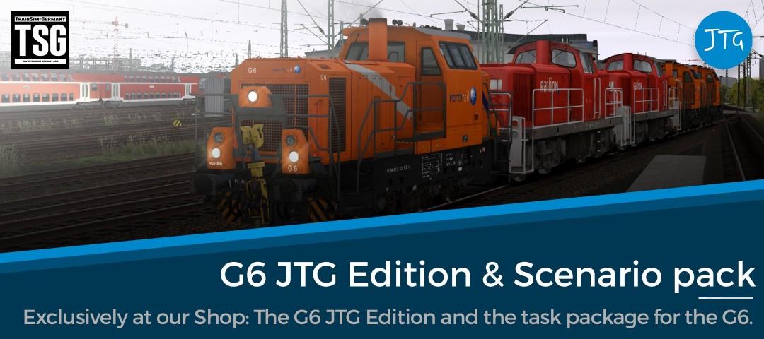 G6 JTG Edition