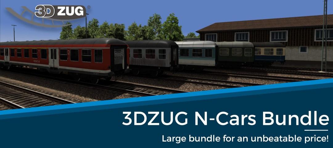 3DZ N-Cars Bundle