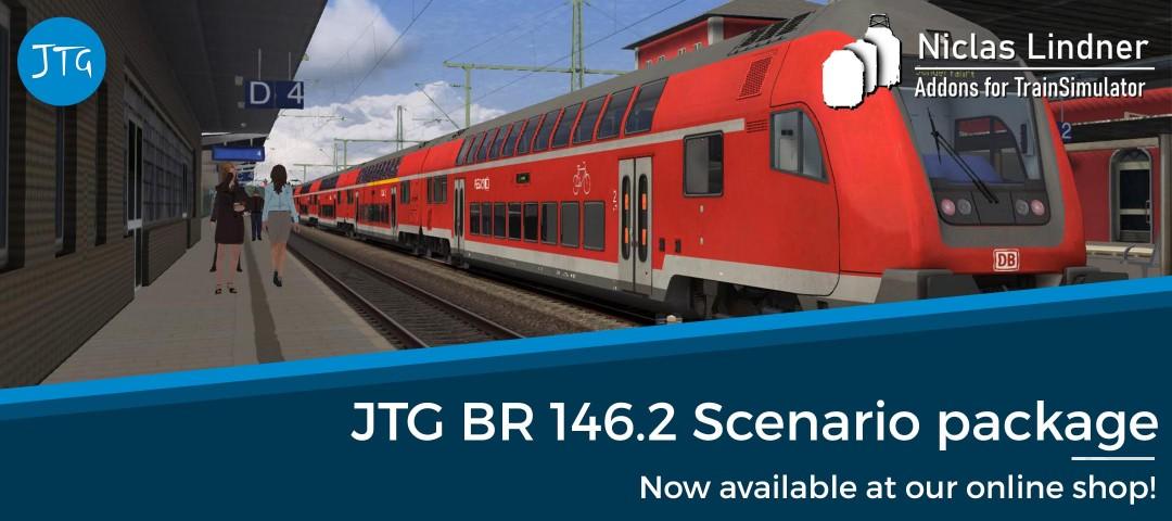 JTG BR146 Aufgabenpaket
