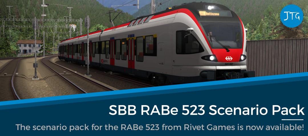 RABe 523 Aufgabenpaket