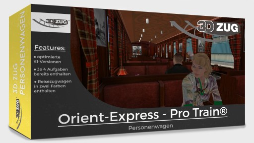 Orient-Express (Pro Train®)