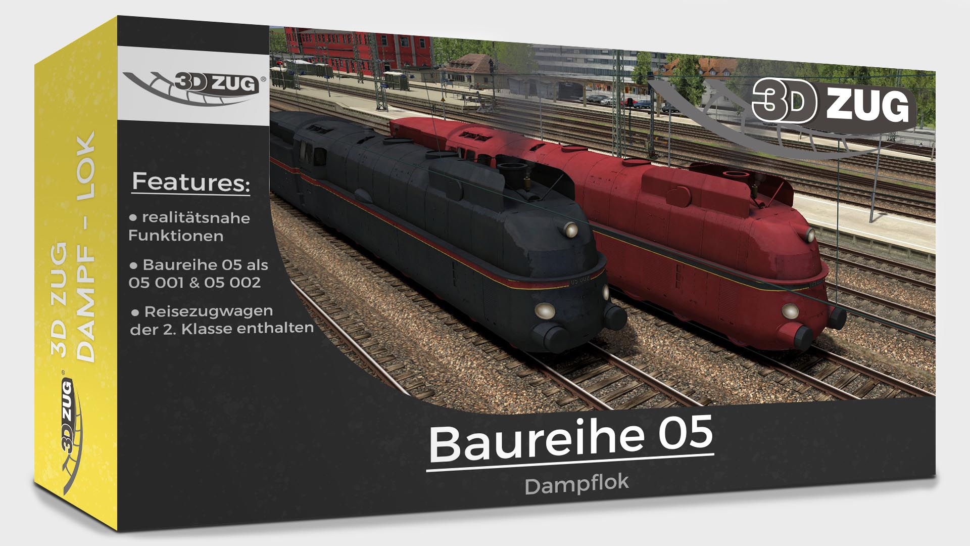 3DZUG Baureihe 05