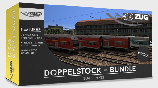Double-deck coaches Bundle