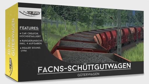 Facns Bulk Goods Wagon