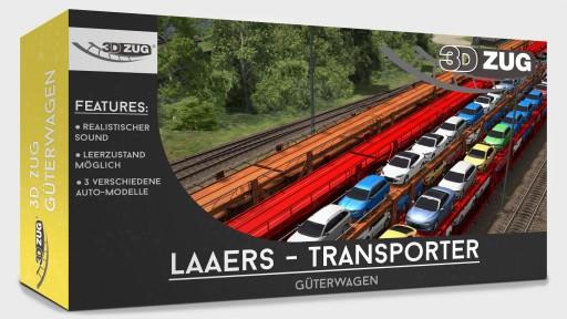 Laaers-Autotransporter
