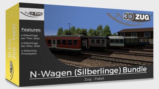 N-Cars (Silberlinge) Bundle