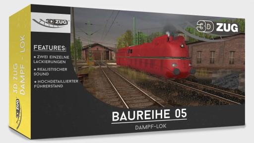 Trainz: Class 05 (DRG)