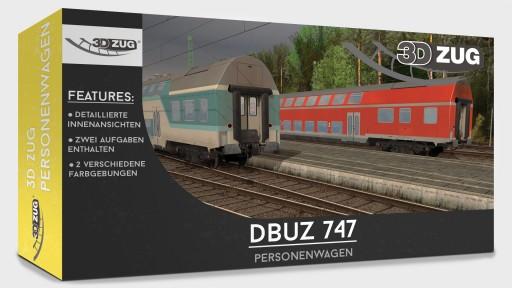 Trainz: DBuz 747