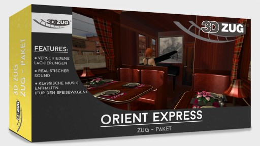 Trainz: Orient-Express