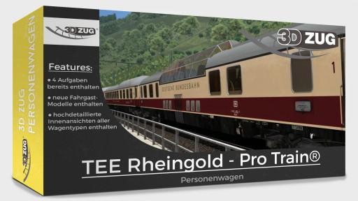 Rheingold TEE (Pro Train®)
