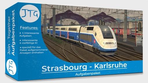 JTG Rheintalbahn Scenario Pack Vol 1