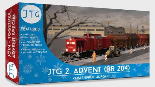 JTG Free 2. Advent Scenario (Class 204)