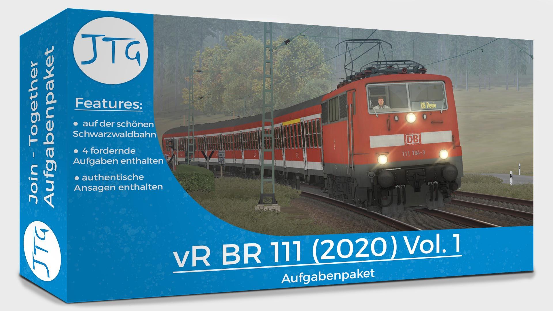 JTG BR 111 (2020) Scenario Pack Vol. 1