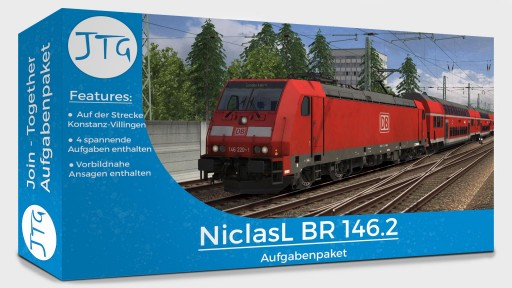 JTG BR 146.2 Scenario package