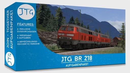 JTG BR 218 Scenario Package
