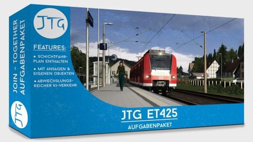 JTG BR 425 Scenario Package Vol. 1