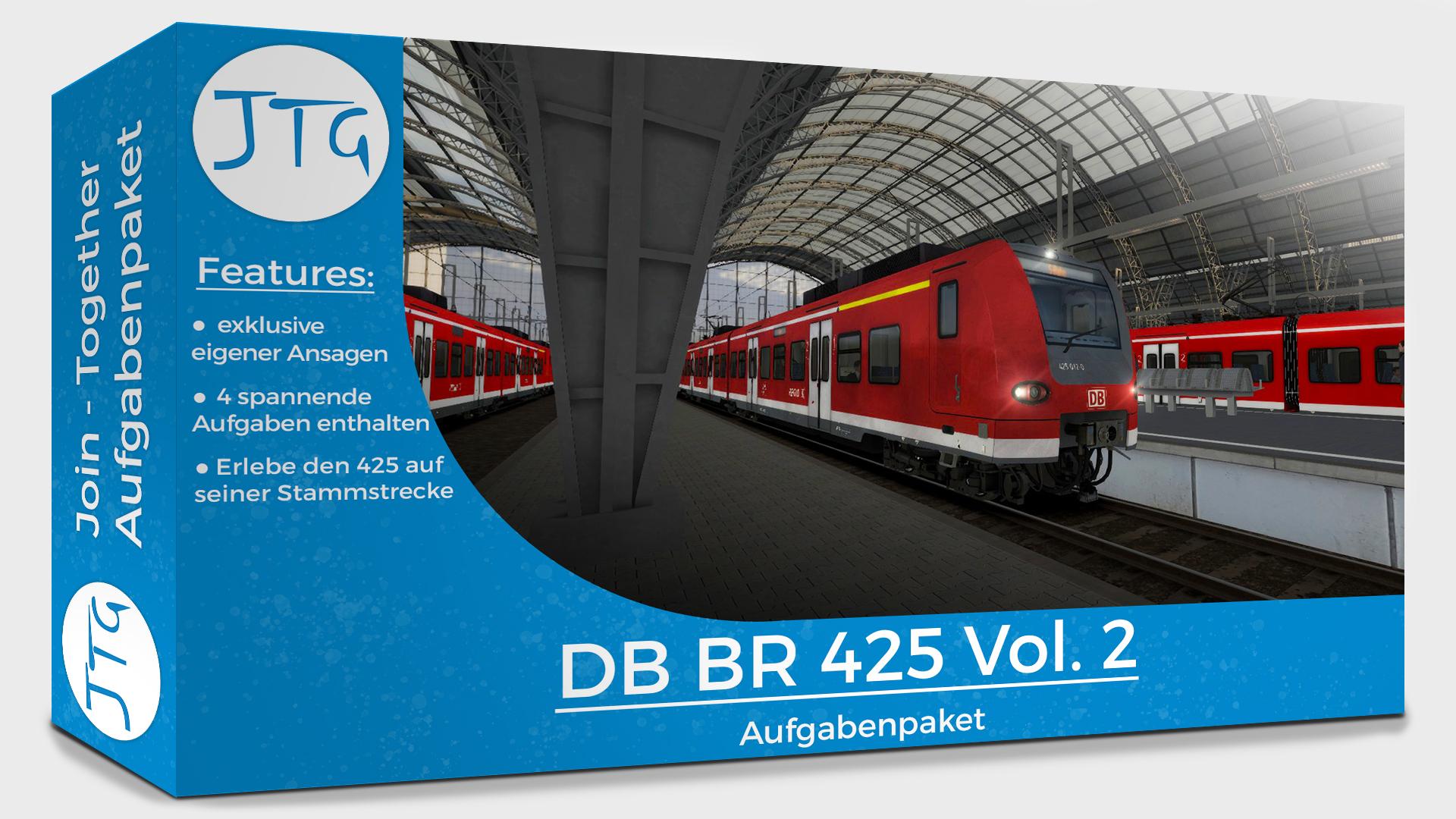 JTG BR 425 Scenario Package Vol. 2
