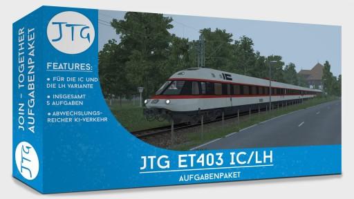 JTG Scenarios ET403 InterCity / Lufthansa Express
