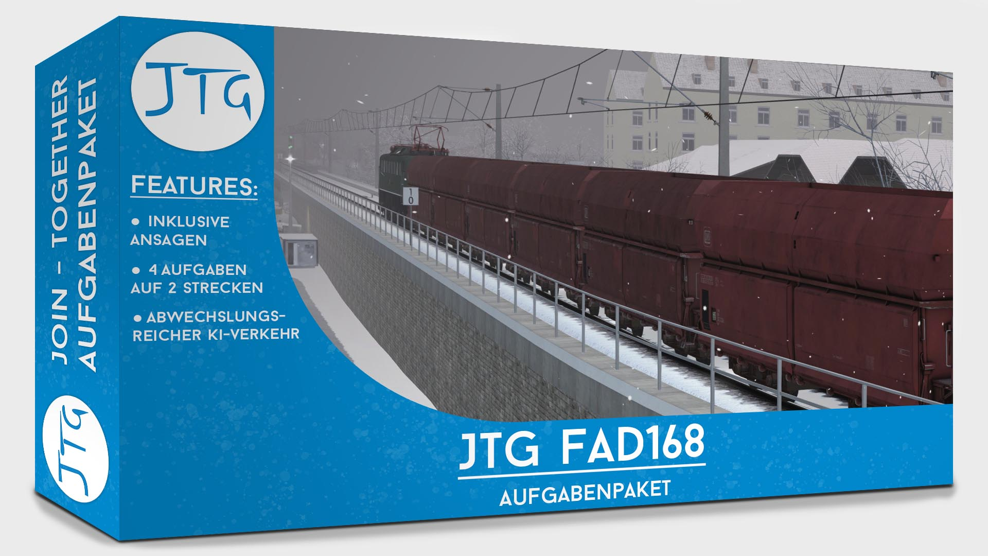 JTG Fad 168 Scenario Package