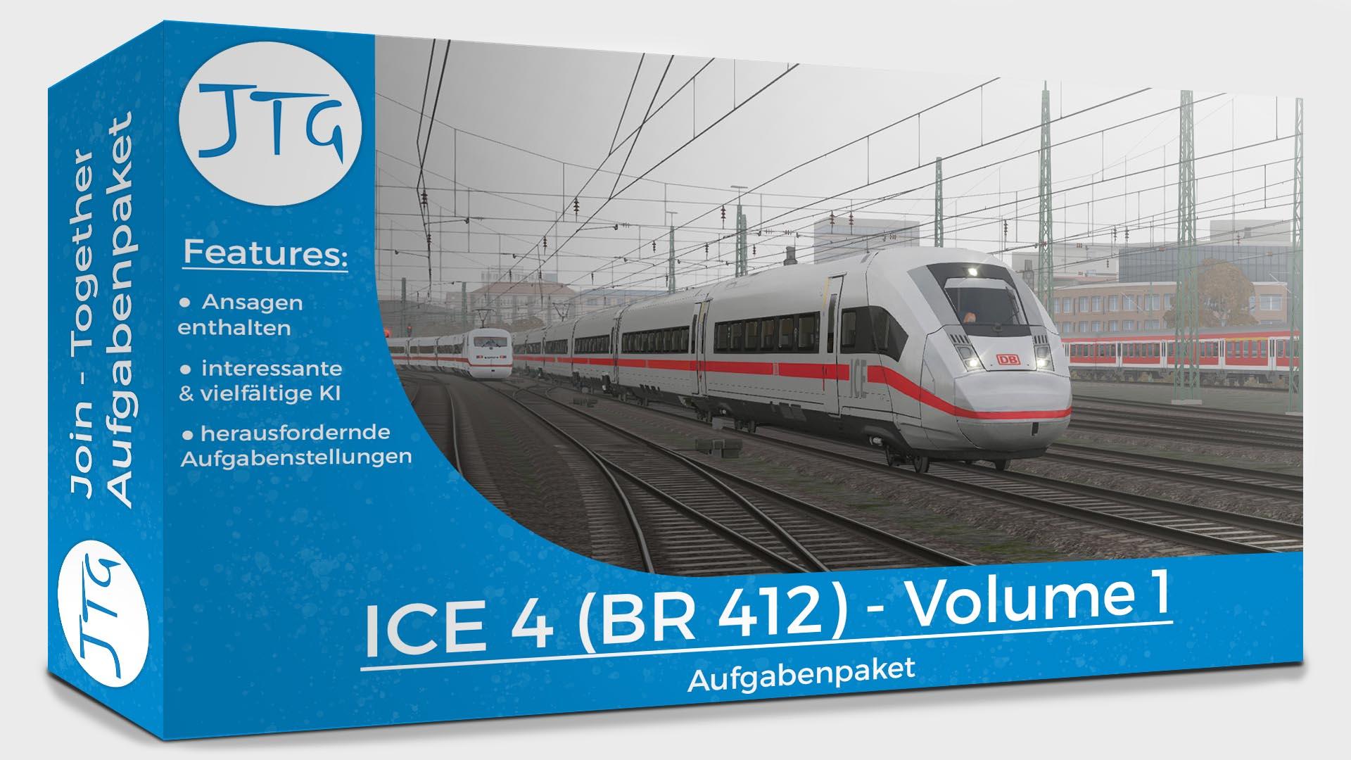 JTG BR 412 Scenario Pack Vol. 1