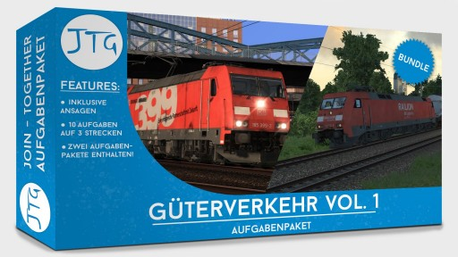 JTG Bundle: Freight traffic Vol. 1