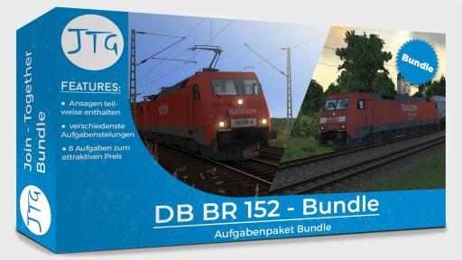 JTG Bundle: Class 152 Freight Pack
