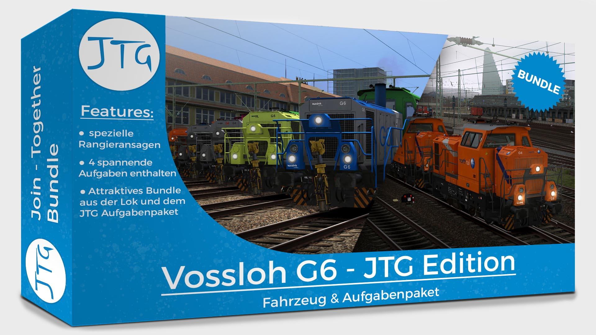 Vossloh G6 JTG Edition