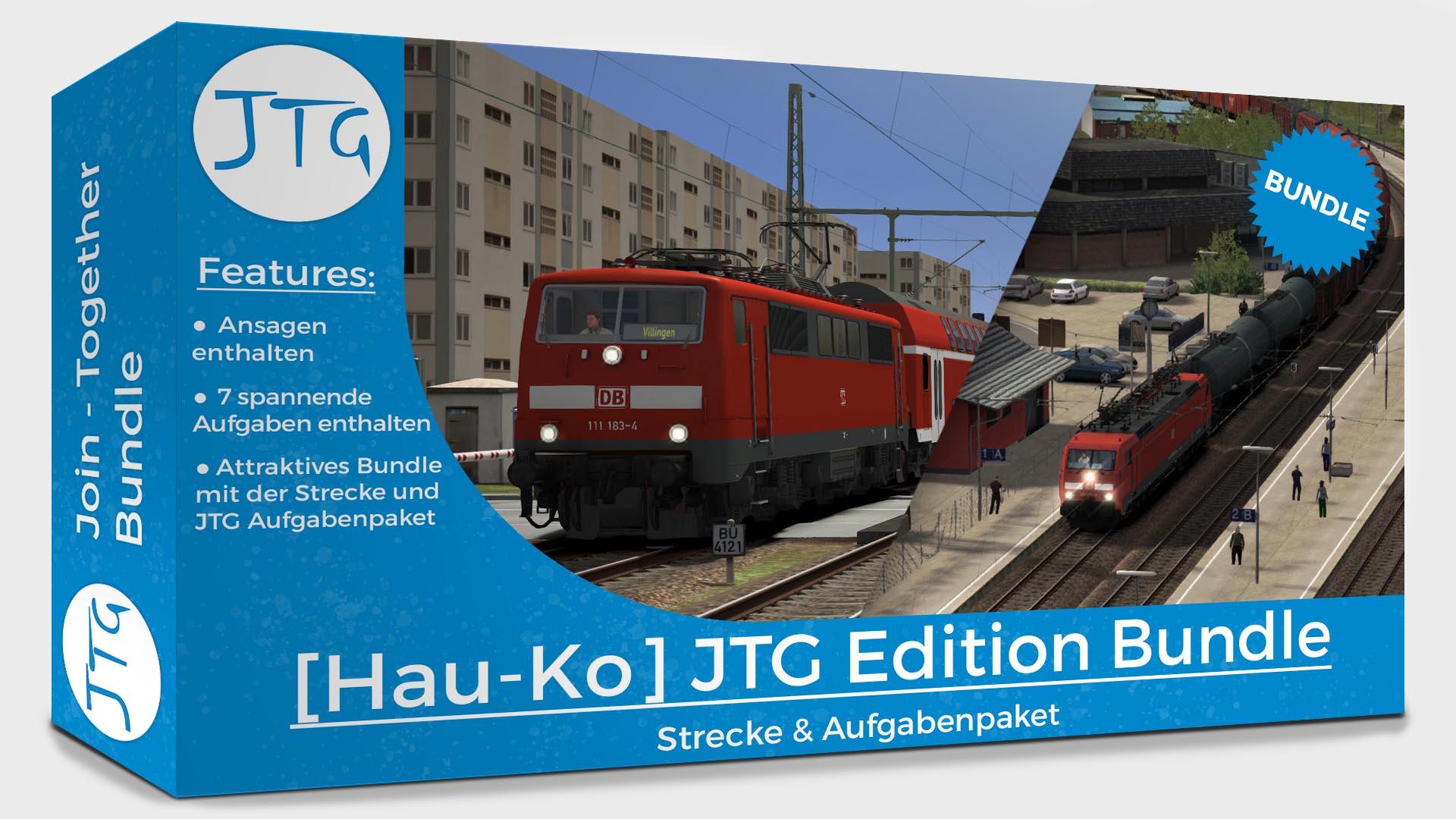 "TSG ""Hausach - Constance""  JTG Edtion"