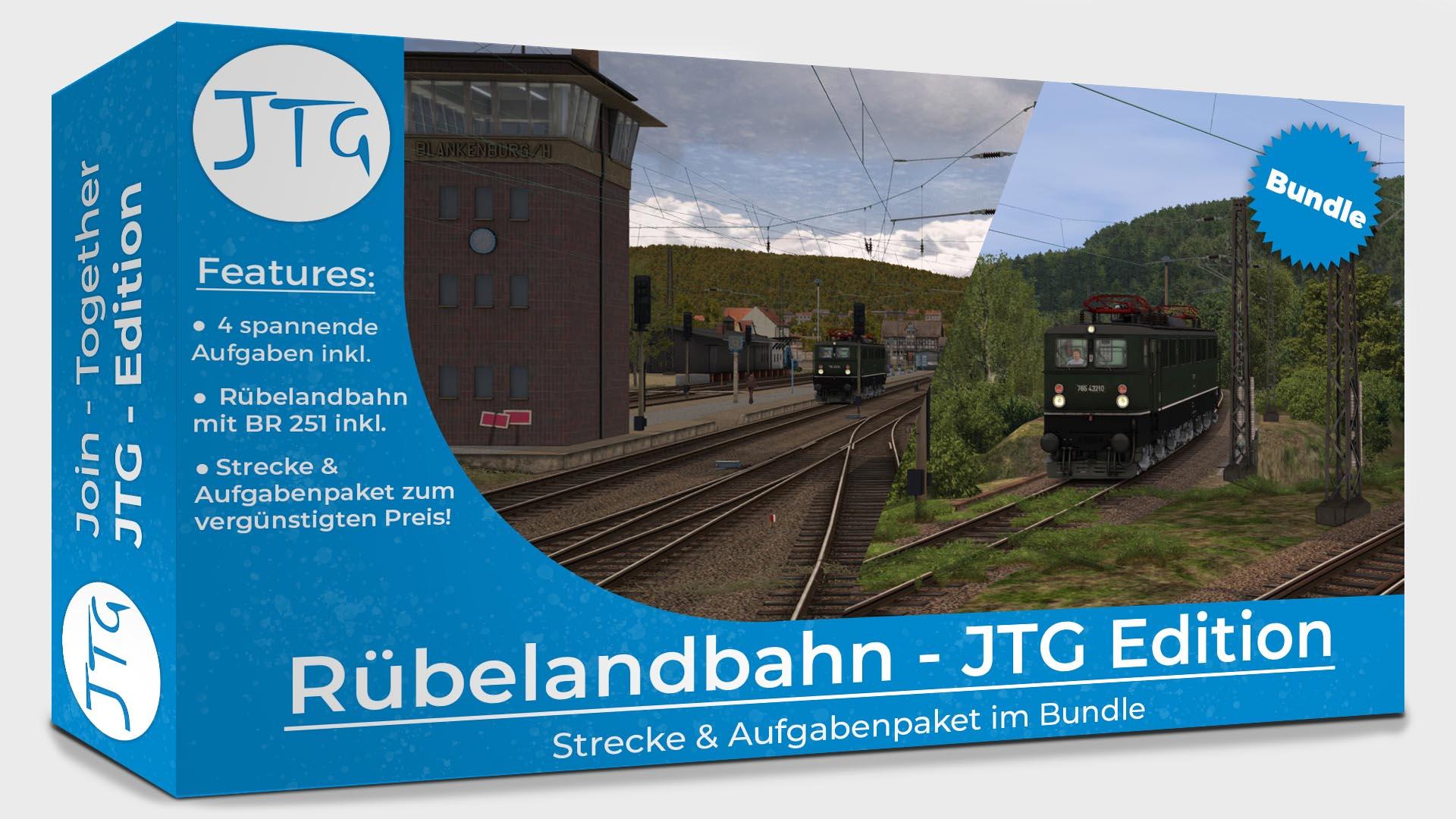 Rübelandbahn - JTG Edition (Pre-Sale)