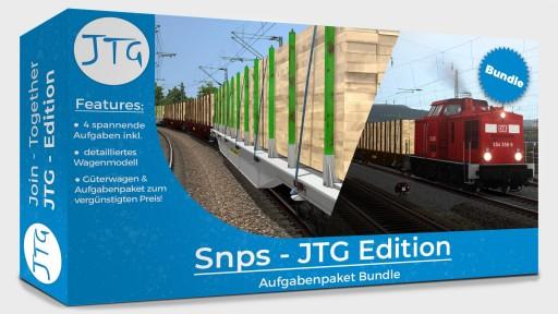 3DZUG - Snps JTG Edition
