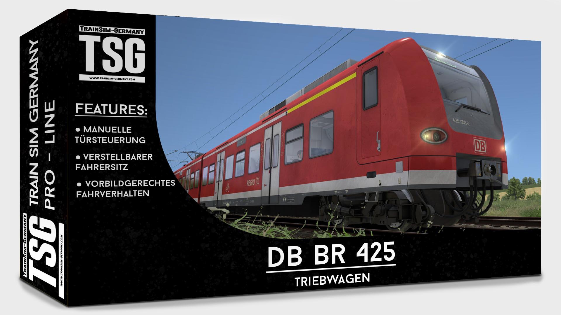 DB BR 425 Pro-Line