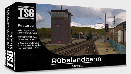 TSG Rübelandbahn  (Pre-Sale)