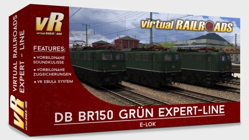 DB BR150 Green Expert Line