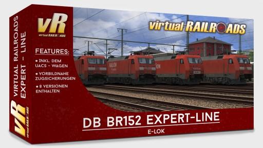 DB BR152 Expert Line
