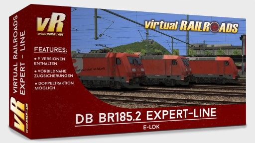 DB BR185.2 Expert Line