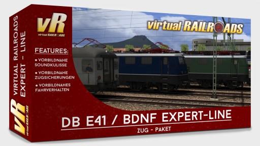 """DB BDnf """"Hasenkasten"""" / E41 ExpertLine"""