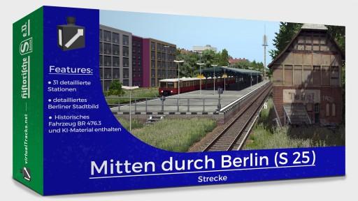 Through the Heart of Berlin (S 25)